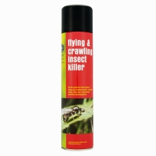 Wilko Flying and Crawling Insect Killer 400ml
