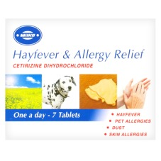 Wilko Hayfever and Allergy Relief One a Day