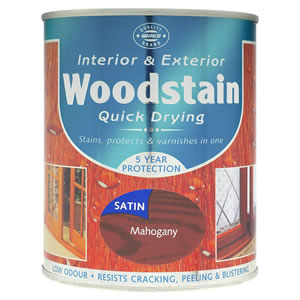 Wilko Interior and Exterior Woodstain Quick