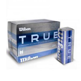 Wilson True Distance Golf Balls 144 Balls - 2010