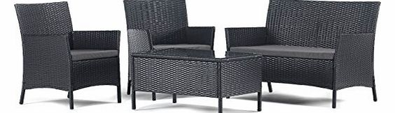This Windsor outdoor rattan patio set is great quality and fantastic value for money!!! The frame is made from powder coated hollow steel tube for strength then covered w (Barcode EAN = 5060276885263). - CLICK FOR MORE INFORMATION