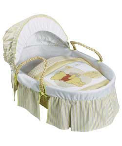 Winnie The Pooh Moses Baskets