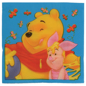 Winnie The Pooh Party 1