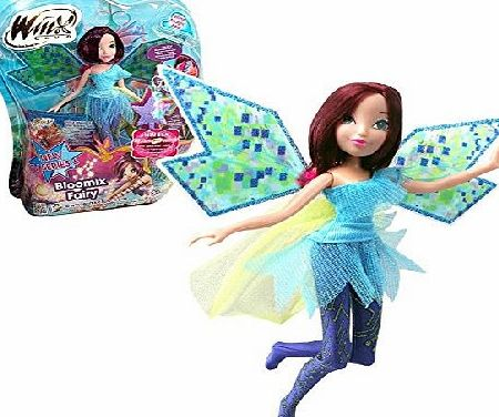 Witty Toys Winx Club - Bloomix Fairy - Doll Tecna 28cm