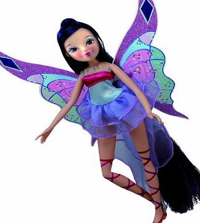 Witty Toys Winx Club - Harmonix Power - Musa Doll 28cm