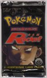 Wizards of The Coast Pokemon Trading Cards Team Rocket 1st Edition Booster product image