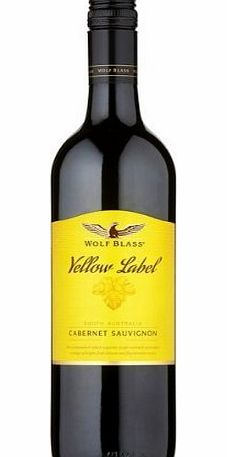 Wolf Blass Yellow Label Cabernet Sauvignon 2006 75 cl product image