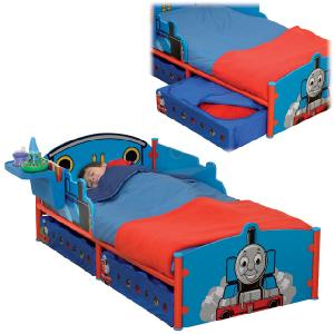 thomas the tank engine toddler bed instructions