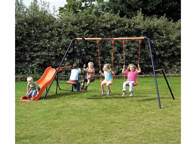 Childrens Swings And Slides