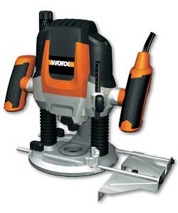 fine woodworking plunge router review