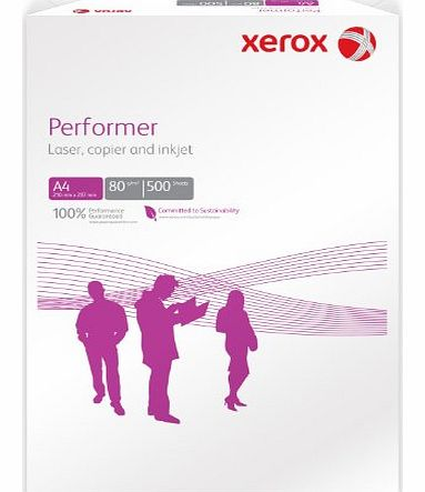 003R90649 - XEROX A4 PERF. ONE REAM 80GM