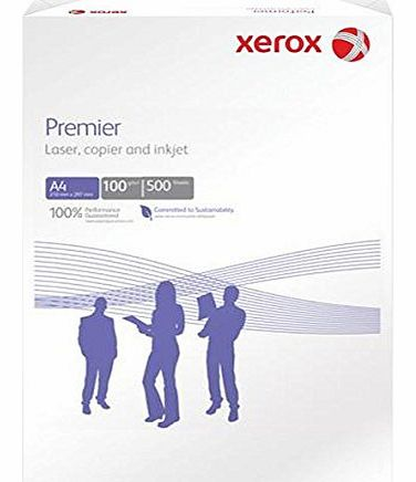 Xerox A4 100gsm Premier Paper - White Ream product image