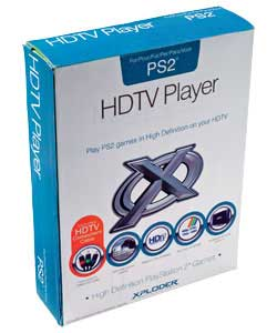 HDTV Player PS2