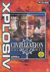 Xplosiv Civilisation Call To Power PC