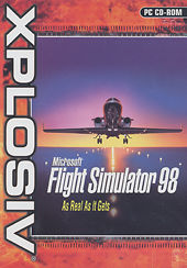 Xplosiv Flight Simulator 98 PC