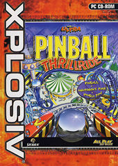 Xplosiv Ultra 3d Pinball Thrillride PC