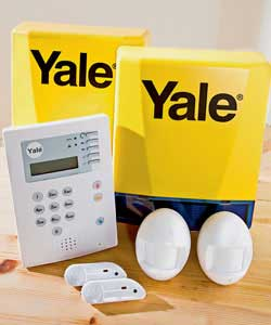yale home security and burglar alarms reviews. Black Bedroom Furniture Sets. Home Design Ideas