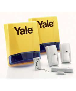 yale security wow home security and burglar alarm review. Black Bedroom Furniture Sets. Home Design Ideas
