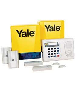 Telecommunicating Home Alarm System