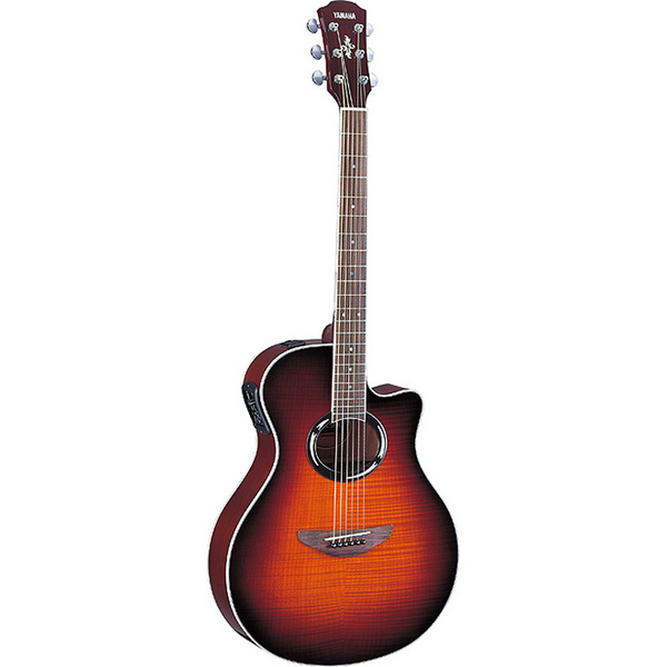 yamaha apx500fm electro acoustic guitar review compare prices buy online. Black Bedroom Furniture Sets. Home Design Ideas