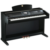 Yamaha Clavinova CVP503 Polished Ebony product image