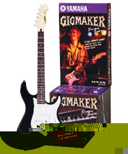 yamaha erg121c gigmaker pack electric guitar review compare prices buy online. Black Bedroom Furniture Sets. Home Design Ideas
