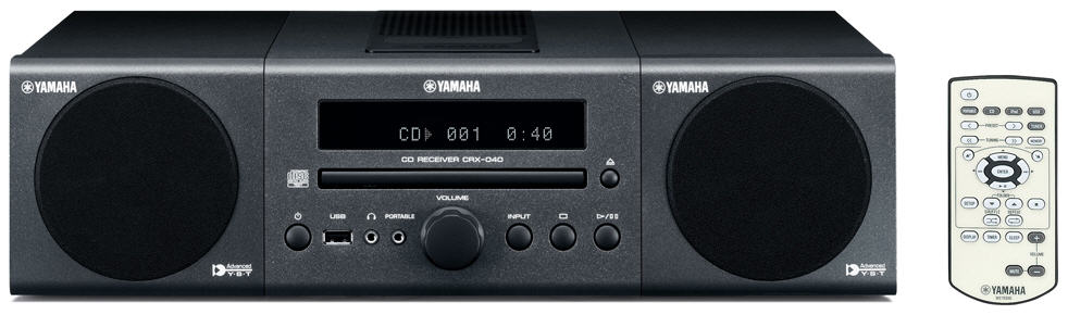 yamaha mcr040dgrb hi fi system review compare prices. Black Bedroom Furniture Sets. Home Design Ideas