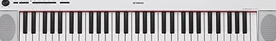 Yamaha NP12 Digital Piano - White