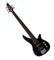 Yamaha RBX5-A2 Bass Guitar Jet Black