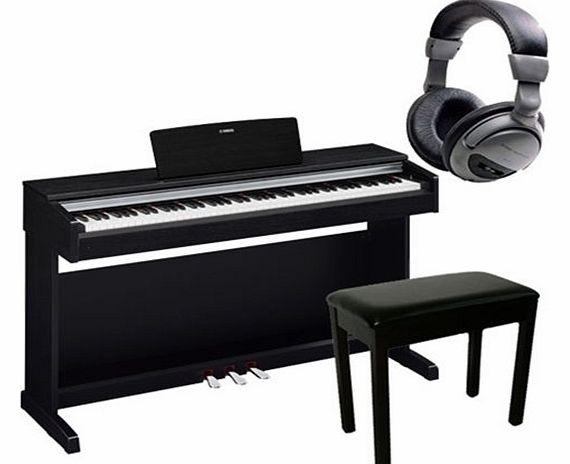 Yamaha digital pianos for Yamaha p105 digital piano bundle