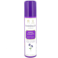Yardley April Violets 75ml Body Spray product image