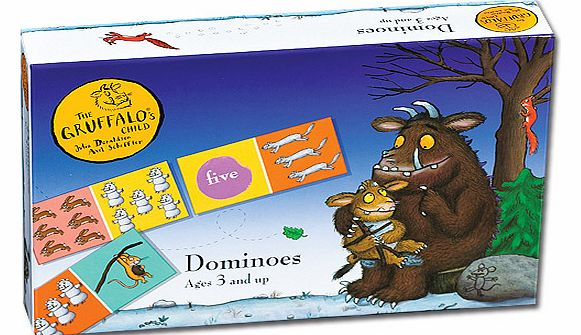 Gruffalos Child Dominoes - Each