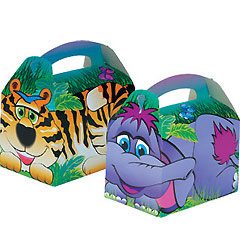 Animal Party Boxes