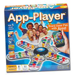 App-Player Board Game