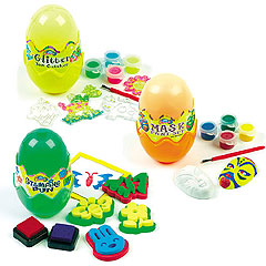 Craft Activity Eggs