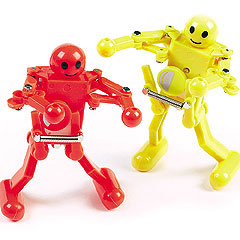 Dancing Mini Boogie Bots