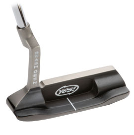 Yes Golf Callie FC Putter Mens - Forged Carbon