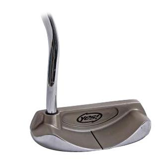 Yes Golf Mens Ashley Putter