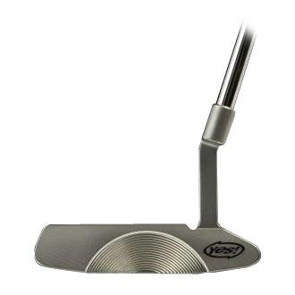 Yes Golf Mens Dawn Putter