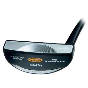 Yes Golf Mollie Putter Mens