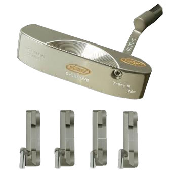 Yes Golf Tracy III Plus Putter Plus Range