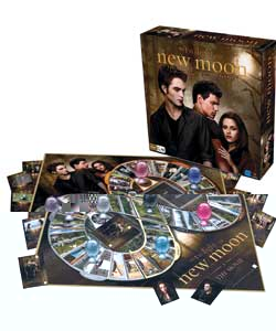 yes Twilight New Moon Board Game