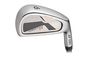 Menand#8217;s Cyberstar VX Irons 5-SW Graphite