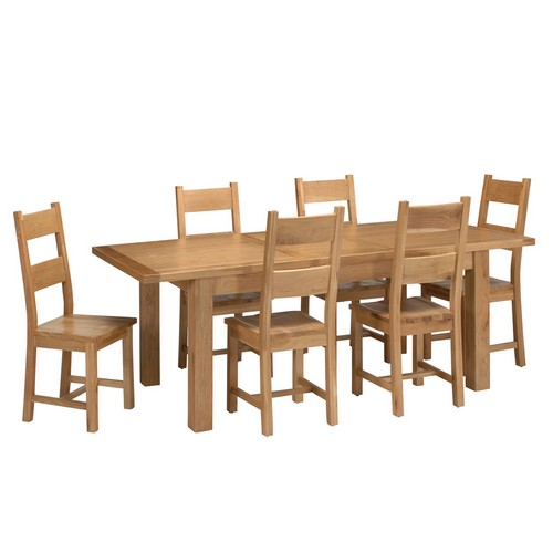 Wonderful York Oak Large Dining Set with 6 Wooden Seat York Oak Large Dining Set  500 x 500 · 30 kB · jpeg