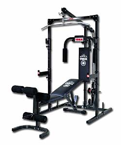 banc de musculation york fitness