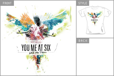 You Me At Six to release two disc edition of 'Take Off Your Colours'