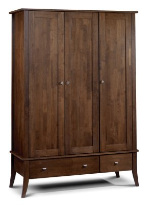 Your Price Furniture.co.uk Santiago 3 Door Fitted Wardrobe With 3 Drawers product image