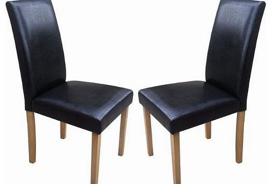 leather dining chair your price furniture set of 4 faux  : your price furniture set of 2 black faux leather torino dining chairs black with padd from www.comparestoreprices.co.uk size 532 x 362 jpeg 17kB