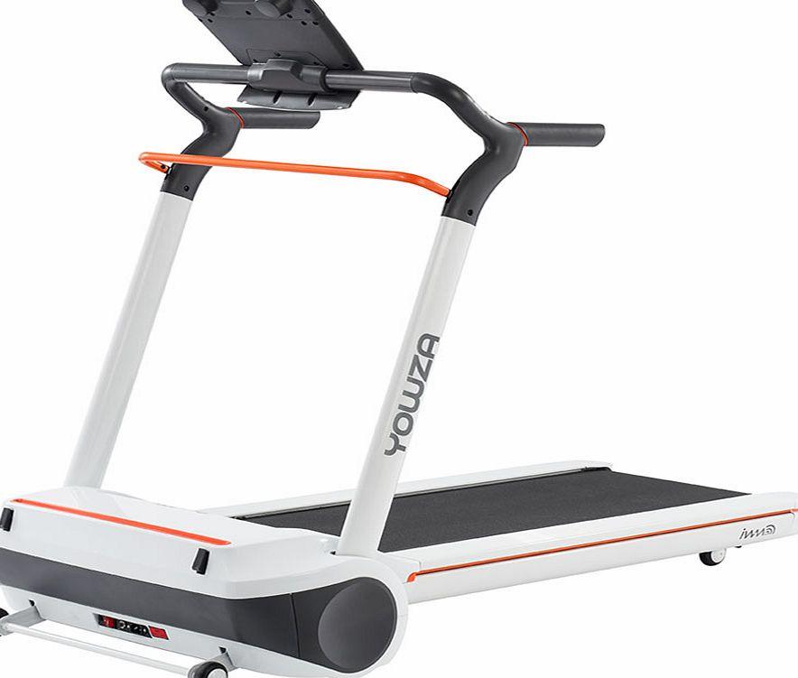 Treadmill Belt Crease In The Middle: Yowza Fitness Yowza Monza Treadmill