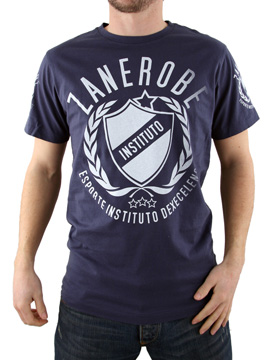 Zanerobe Navy Instituto T-Shirt product image